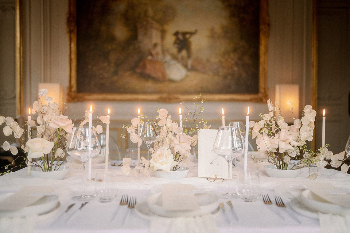 Luxurious Same Sex Wedding Inspiration at Roccoco Palace – Miss Universe Germany – BERTA wedding dress – Vivid Symphony 2