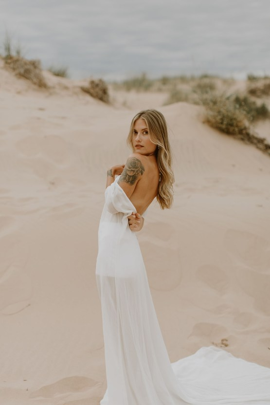 Modern and Fashion Forward 2021 Wedding Dresses by The LAW Bridal – Avery