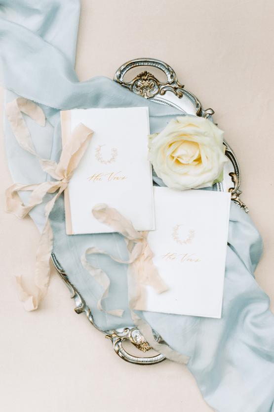 Princess Wedding Inspiration from France – Chateau Chantilly – Elizaveta Photography 13