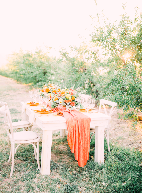 Same Sex Wedding Inspiration with Bright Citrus Decor – Alycia Moore Photography 12
