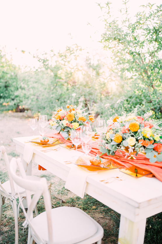 Same Sex Wedding Inspiration with Bright Citrus Decor – Alycia Moore Photography 13