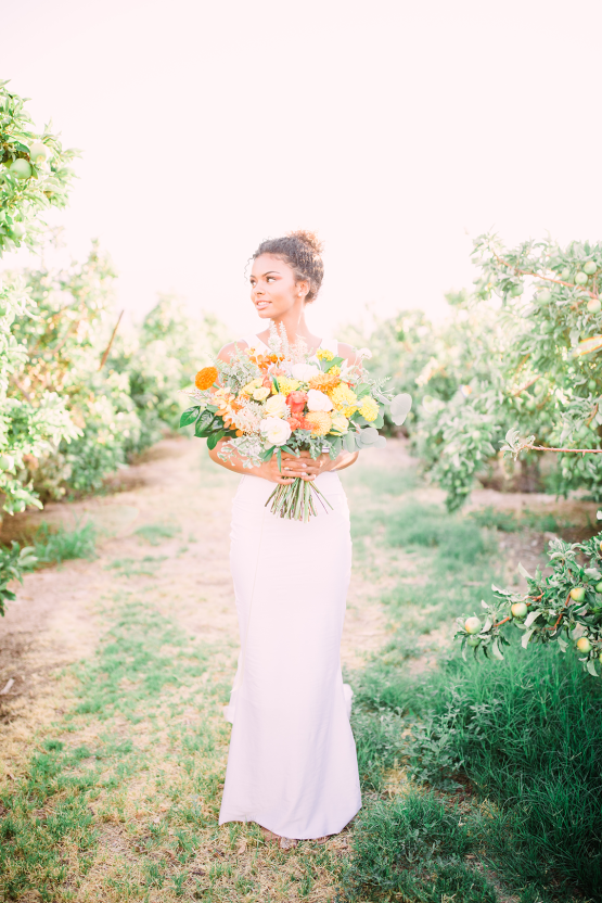 Same Sex Wedding Inspiration with Bright Citrus Decor – Alycia Moore Photography 14
