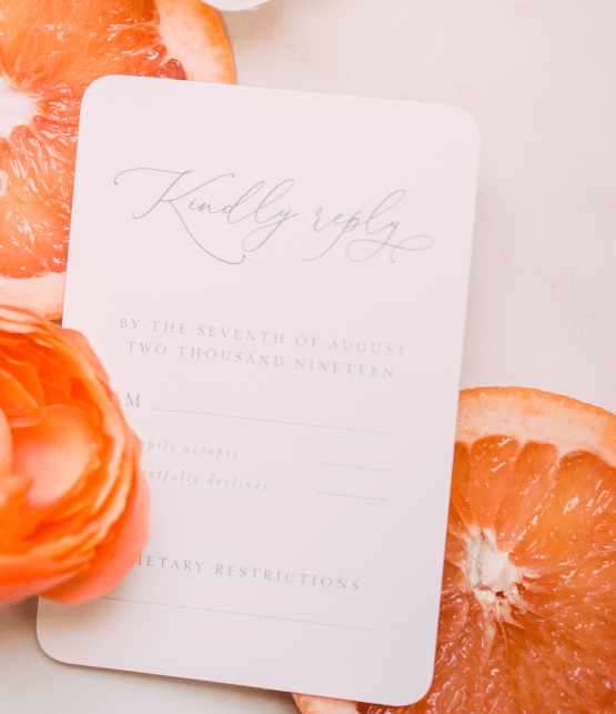 Same Sex Wedding Inspiration with Bright Citrus Decor – Alycia Moore Photography 8