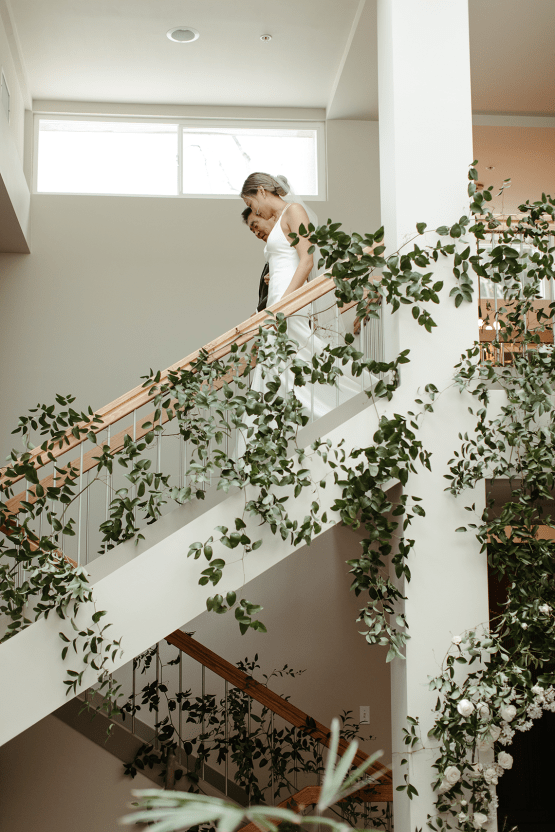 Stunning Intimate Elopement at Home – Gipe Photography 44