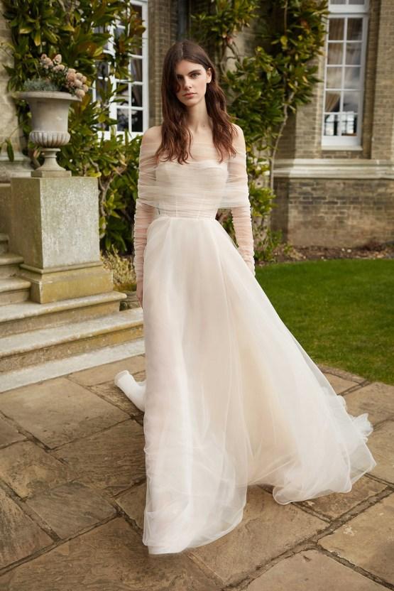 Stunning New 2021 Gala X Wedding Dresses by Galia Lahav – Bridal Musings – G-501-F