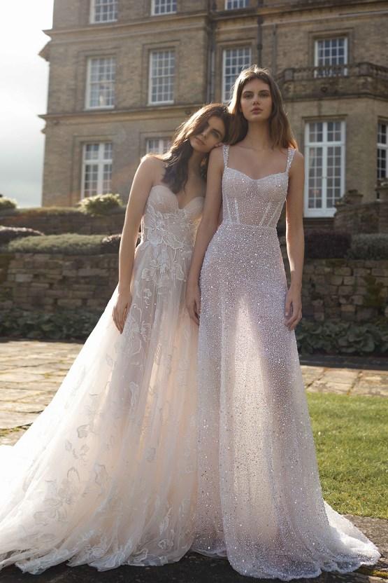 Stunning New 2021 Gala X Wedding Dresses by Galia Lahav – Bridal Musings – G-502-and-G-505