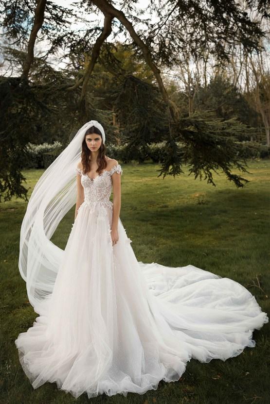 Stunning New 2021 Gala X Wedding Dresses by Galia Lahav – Bridal Musings – G-503-F