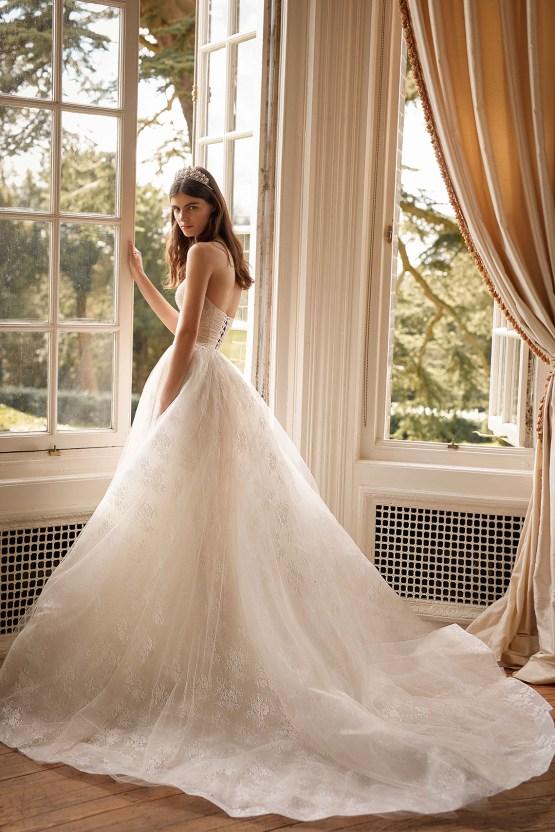 Stunning New 2021 Gala X Wedding Dresses by Galia Lahav – Bridal Musings – G-506-B