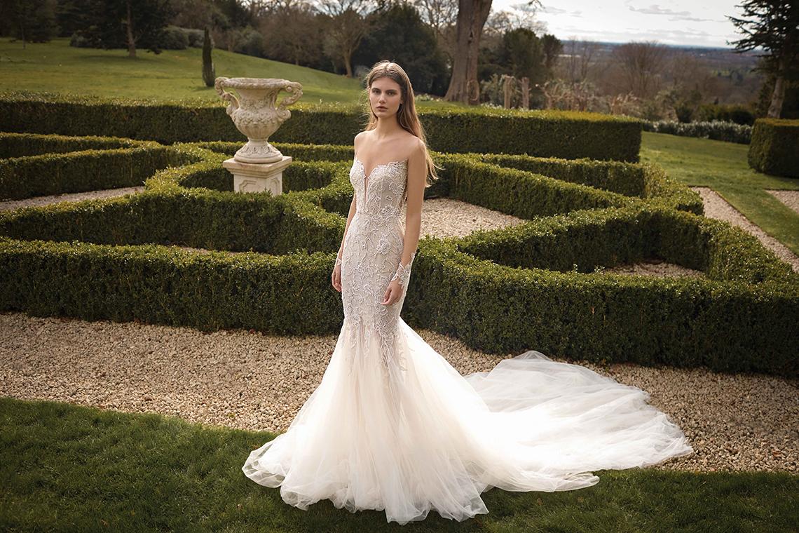 Stunning New 2021 Gala X Wedding Dresses by Galia Lahav – Bridal Musings – G-510-F-W