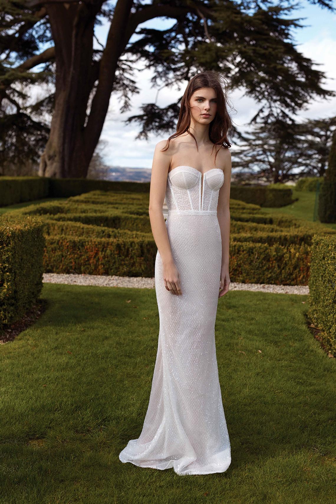 Stunning New 2021 Gala X Wedding Dresses by Galia Lahav – Bridal Musings – G-511-F