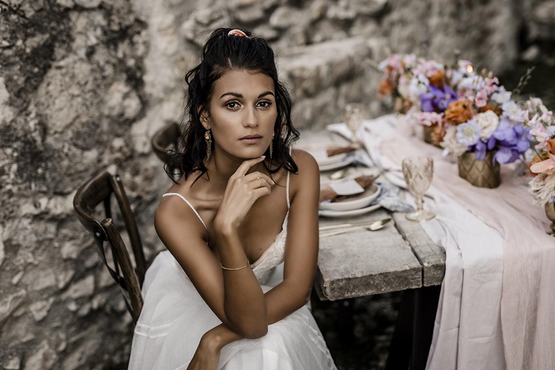 Alternative Vintage European Wedding Inspiration – Claudia Fellino Fotographie 5
