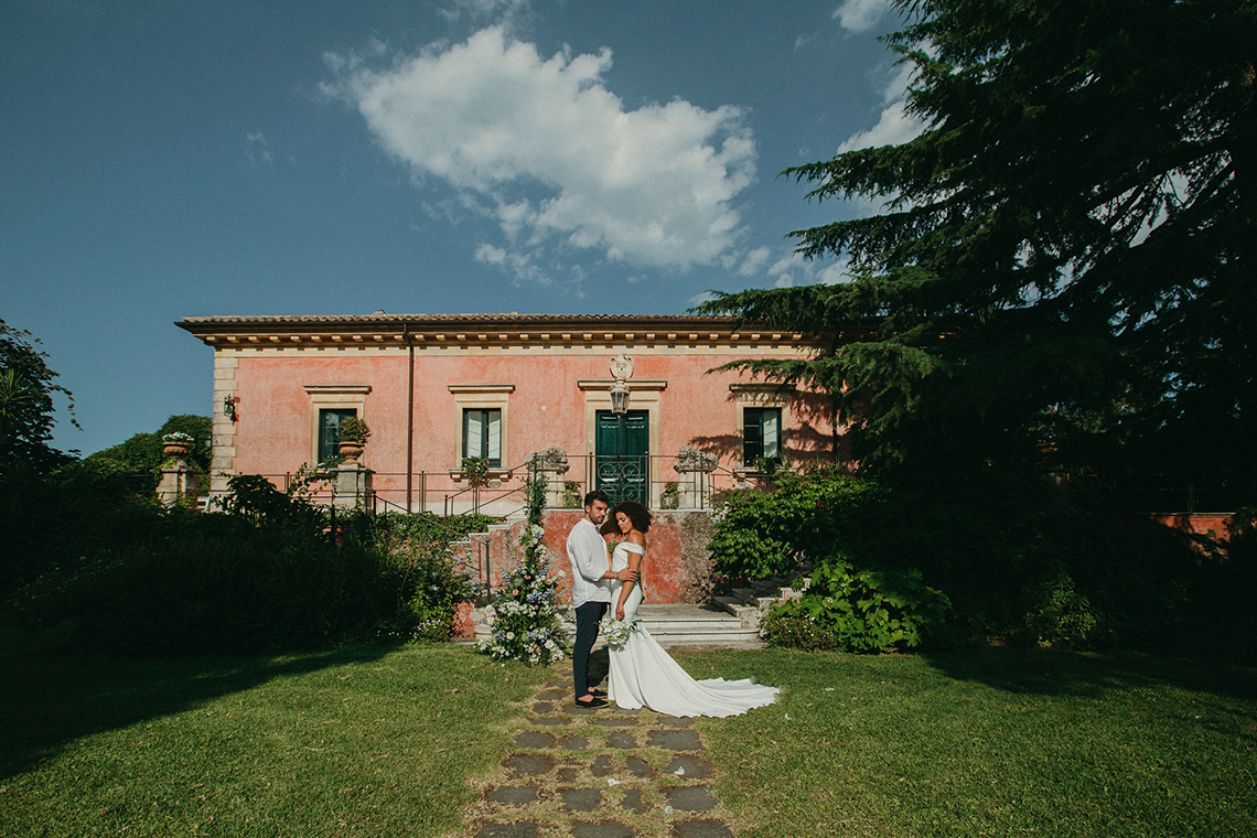 Beautiful Sicilian Wedding Inspiration at Villa di Bella on Mt Etna – Deborah Lo Castro Photography 10