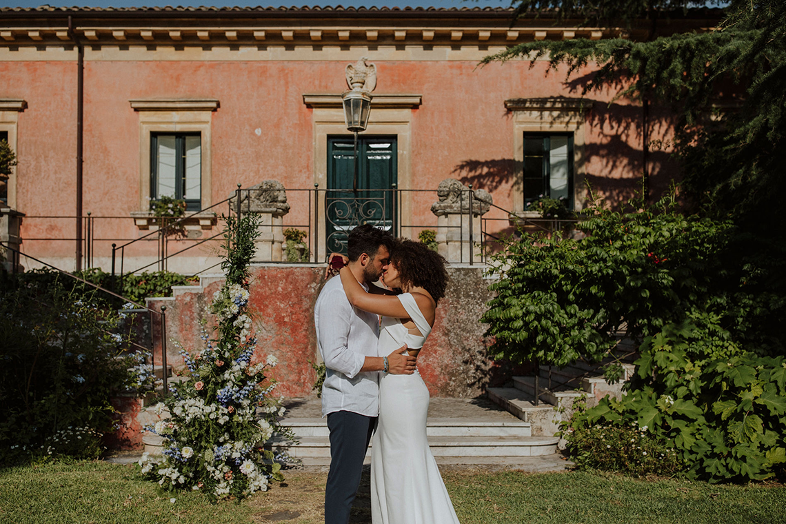 Beautiful Sicilian Wedding Inspiration at Villa di Bella on Mt Etna – Deborah Lo Castro Photography 12
