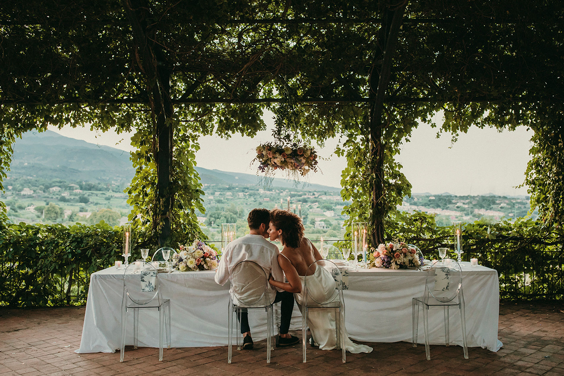 Beautiful Sicilian Wedding Inspiration at Villa di Bella on Mt Etna – Deborah Lo Castro Photography 22