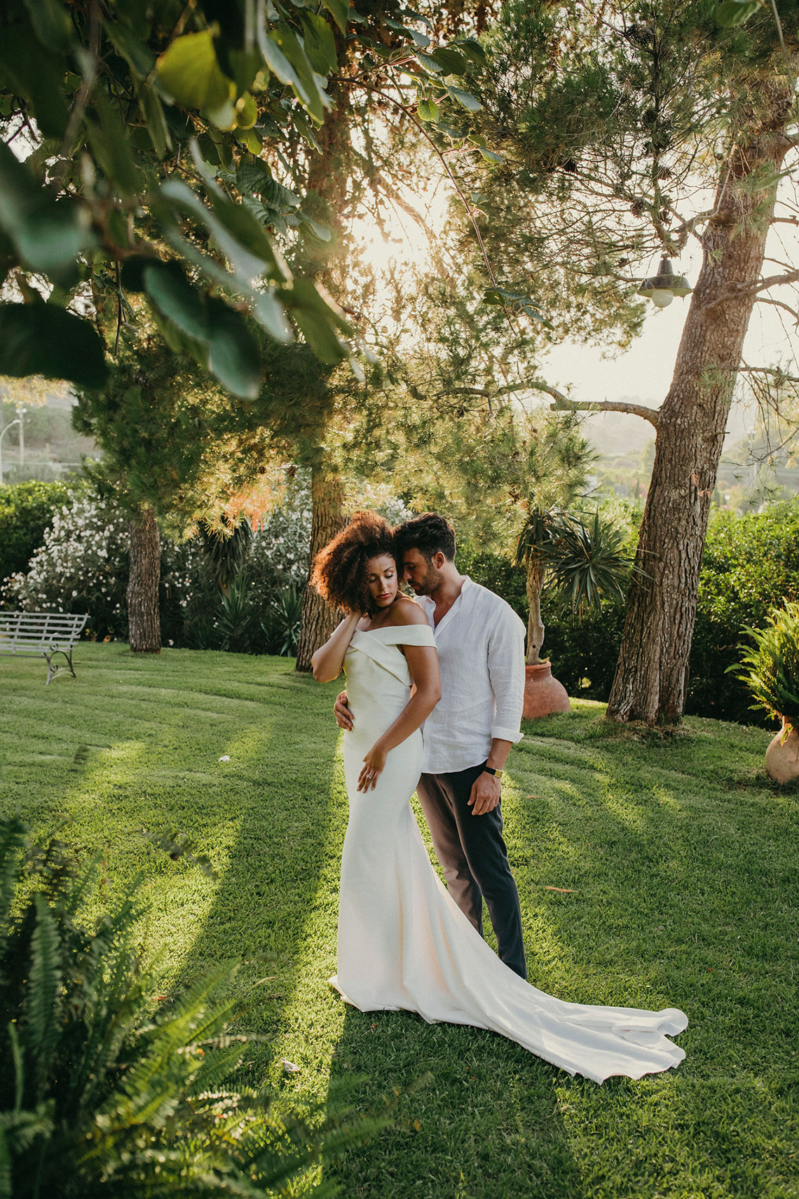 Beautiful Sicilian Wedding Inspiration at Villa di Bella on Mt Etna – Deborah Lo Castro Photography 37