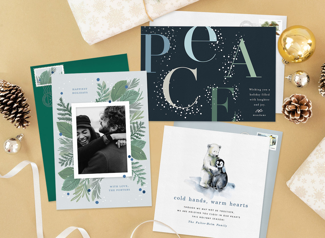 Best 2020 Online Holiday Cards – Greenvelope – Bridal Musings 1