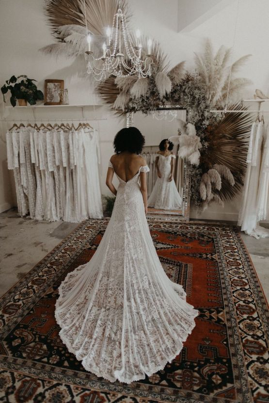 Dreamers and Lovers New Bohemian Wedding Dresses and LA Flagship Bridal Salon – Bridal Musings – Ruth Boho Wedding Dress 1