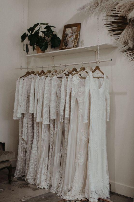 Dreamers and Lovers New Bohemian Wedding Dresses and LA Flagship Bridal Salon – Bridal Musings – Venice Showroom Interior 9
