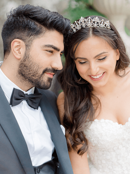 Fairytale Royal English Wedding Inspiration at Clearwater Castle – Sara Cooper Photography – Smitten Weddings 17