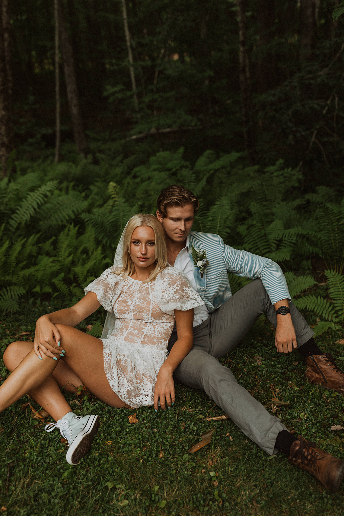 Free-Spirited New Hampshire Elopement Inspiration in the White Mountains – Compass Collective – Wild and Wed 19