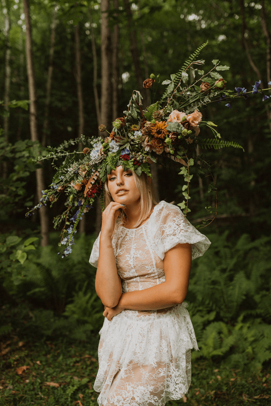 Free-Spirited New Hampshire Elopement Inspiration in the White Mountains – Compass Collective – Wild and Wed 24