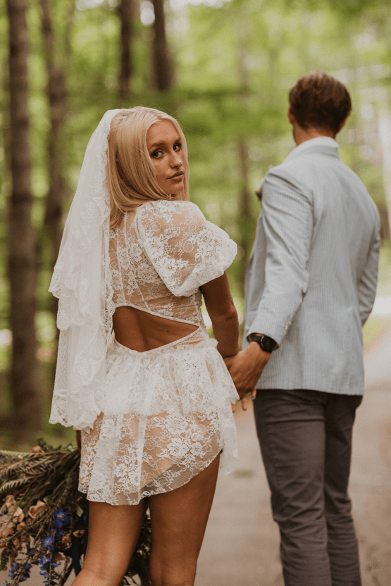 Free-Spirited New Hampshire Elopement Inspiration in the White Mountains – Compass Collective – Wild and Wed 33