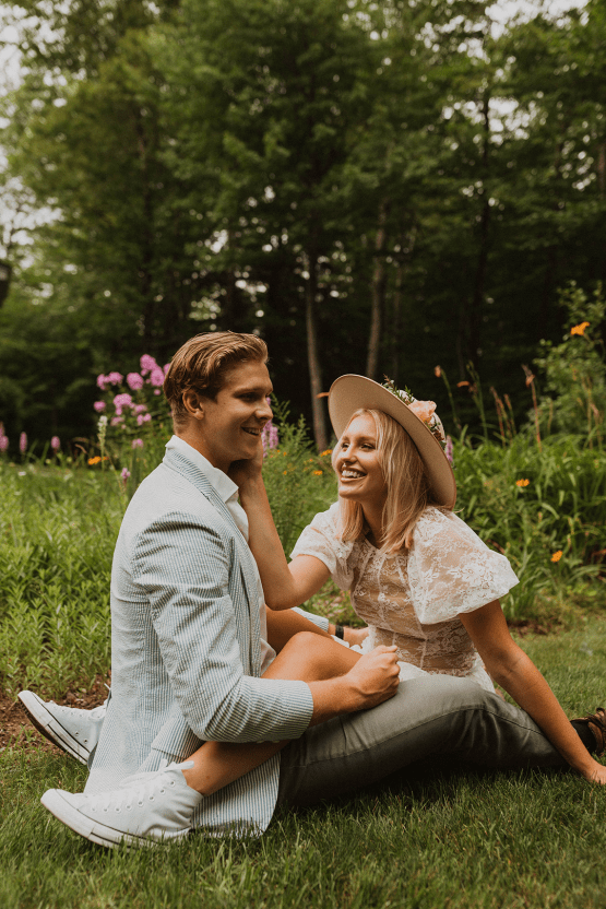 Free-Spirited New Hampshire Elopement Inspiration in the White Mountains – Compass Collective – Wild and Wed 37