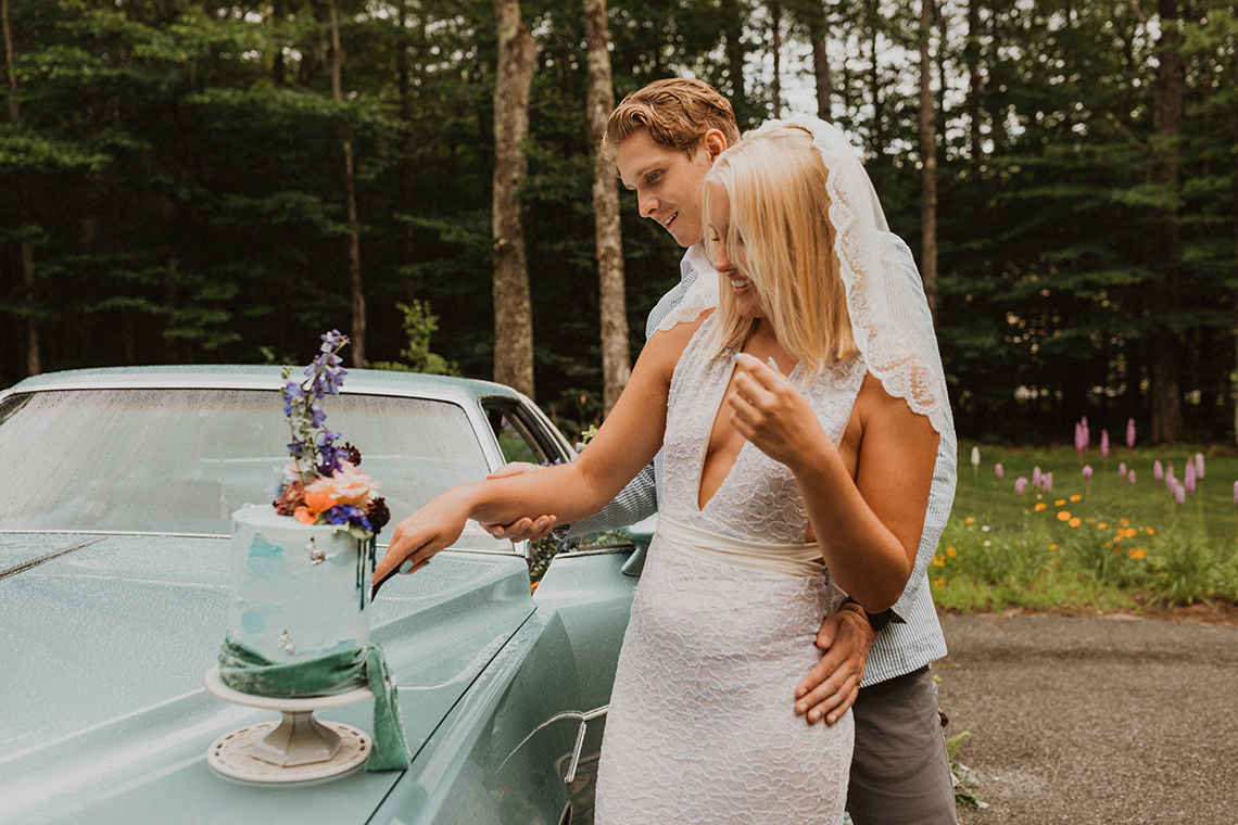 Free-Spirited New Hampshire Elopement Inspiration in the White Mountains – Compass Collective – Wild and Wed 4