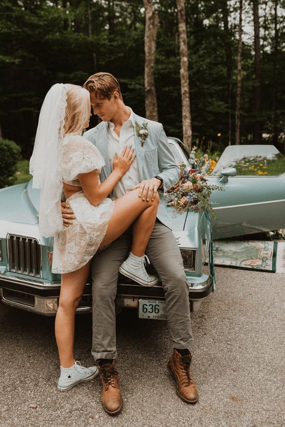 Free-Spirited New Hampshire Elopement Inspiration in the White Mountains – Compass Collective – Wild and Wed 50