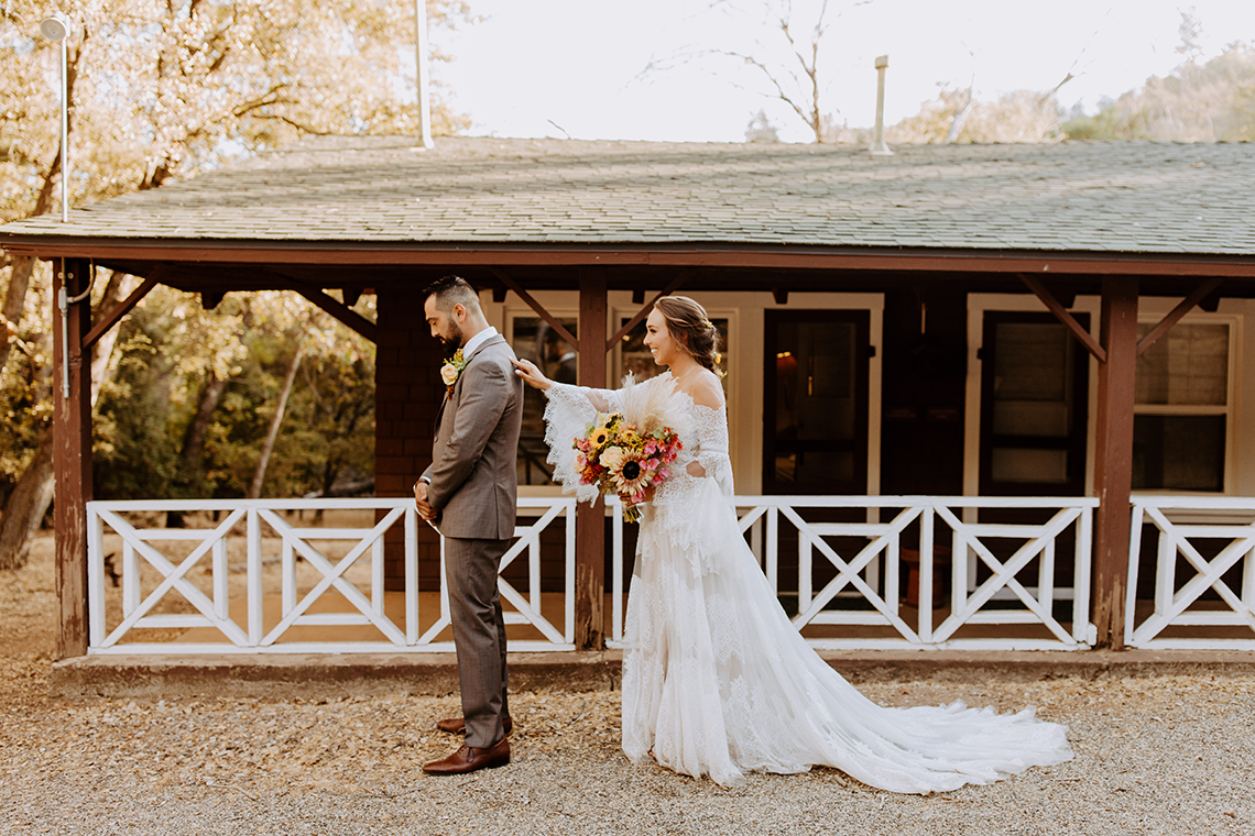 Bohemian and Rustic Wedding Inspiration with Pampas Grass – Parallel33 Photography – Esoteric Bride 2