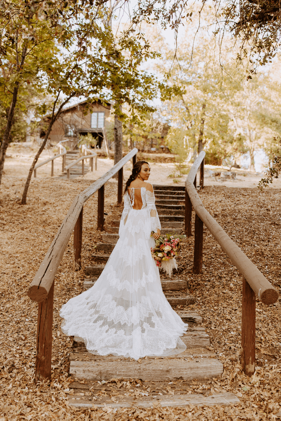 Bohemian and Rustic Wedding Inspiration with Pampas Grass – Parallel33 Photography – Esoteric Bride 27
