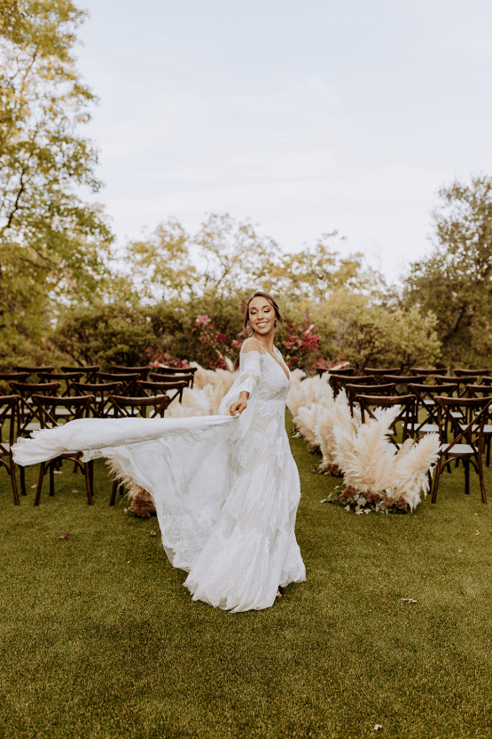 Bohemian and Rustic Wedding Inspiration with Pampas Grass – Parallel33 Photography – Esoteric Bride 41