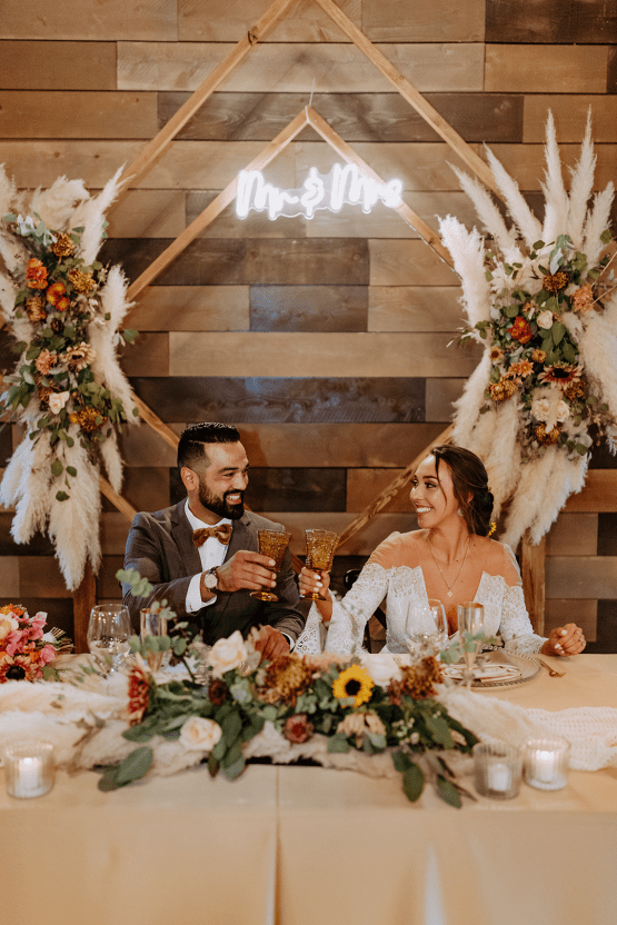 Bohemian and Rustic Wedding Inspiration with Pampas Grass – Parallel33 Photography – Esoteric Bride 45