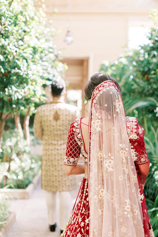 Breathtaking Royal Indian Wedding Inspiration at Prestwold Hall – Sophie May Photo 13