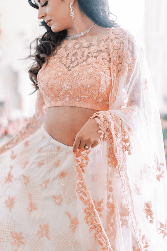 Breathtaking Royal Indian Wedding Inspiration at Prestwold Hall – Sophie May Photo 40