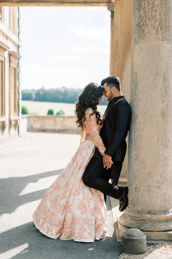 Breathtaking Royal Indian Wedding Inspiration at Prestwold Hall – Sophie May Photo 48