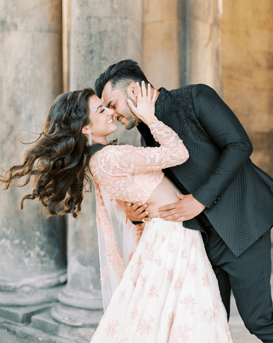 Breathtaking Royal Indian Wedding Inspiration at Prestwold Hall – Sophie May Photo 50