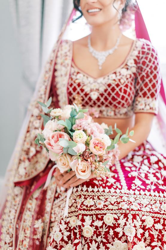 Breathtaking Royal Indian Wedding Inspiration at Prestwold Hall – Sophie May Photo 7