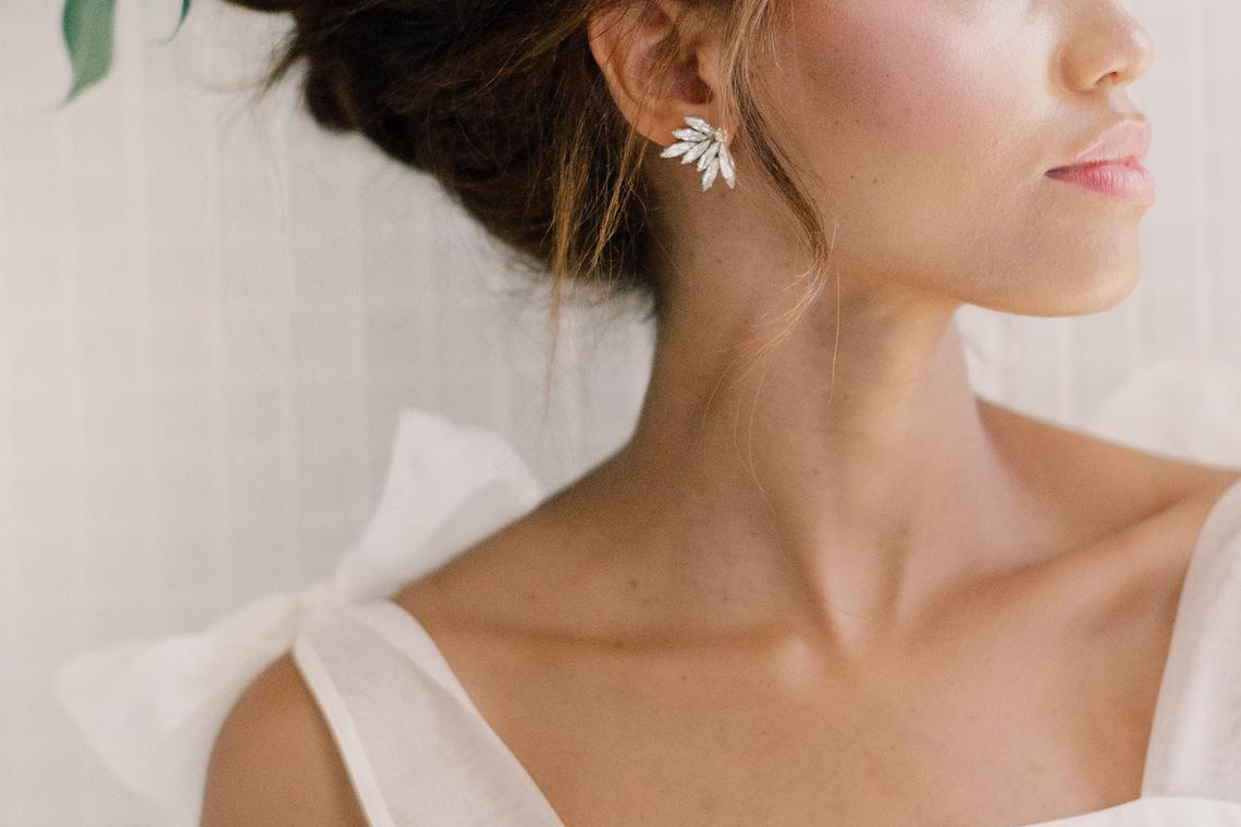 Cher Earrings by Emma Katzka Bridal – The Best 2020 Gifts on Etsy – Bridal Musings 2
