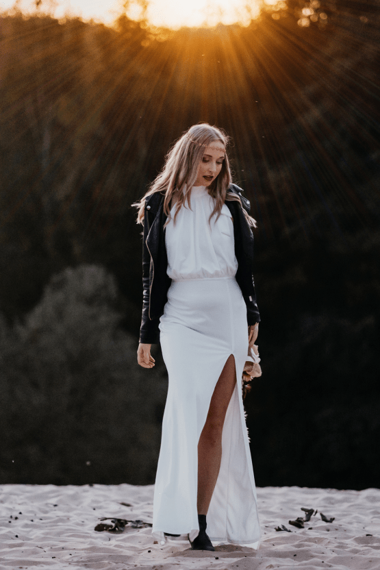 Glam Rock Bridal Inspiration – Christine Ladehoff Fotografie 14