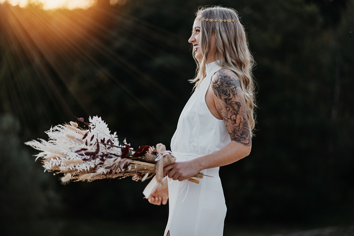 Glam Rock Bridal Inspiration – Christine Ladehoff Fotografie 23