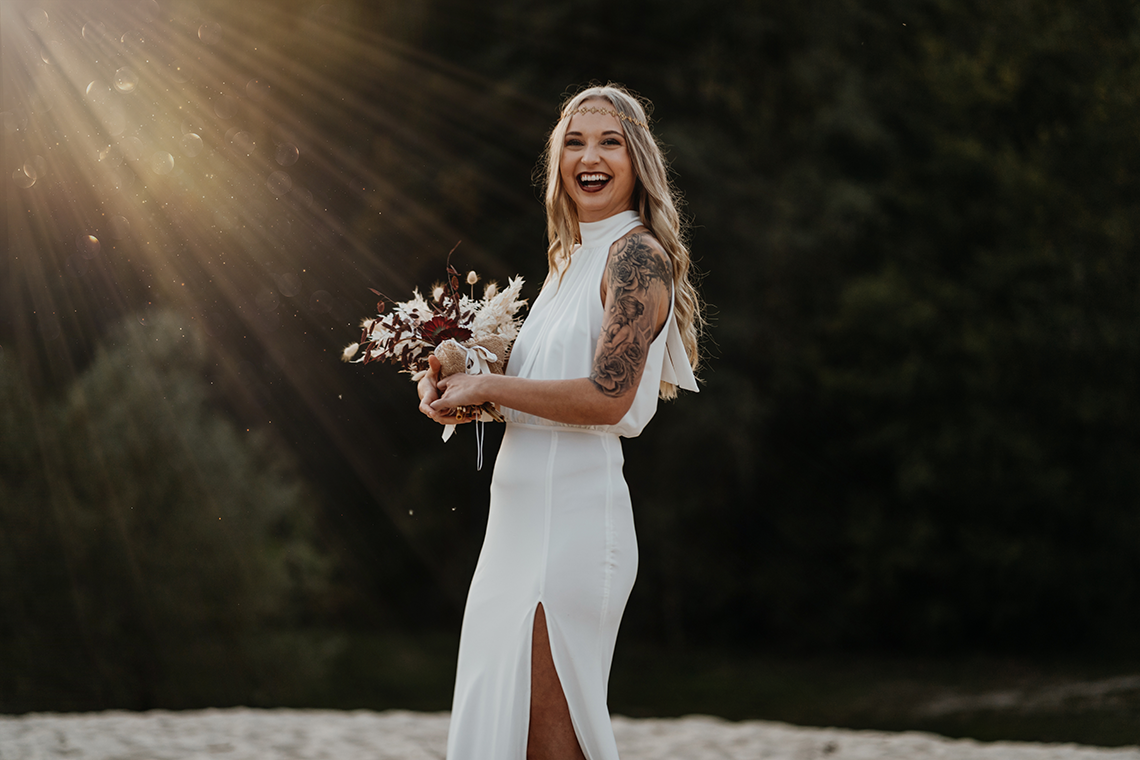Glam Rock Bridal Inspiration – Christine Ladehoff Fotografie 24