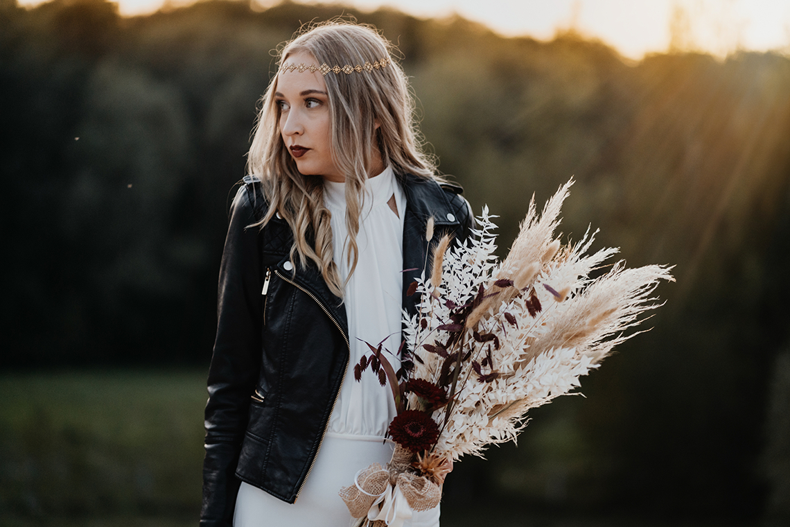 Glam Rock Bridal Inspiration – Christine Ladehoff Fotografie 27