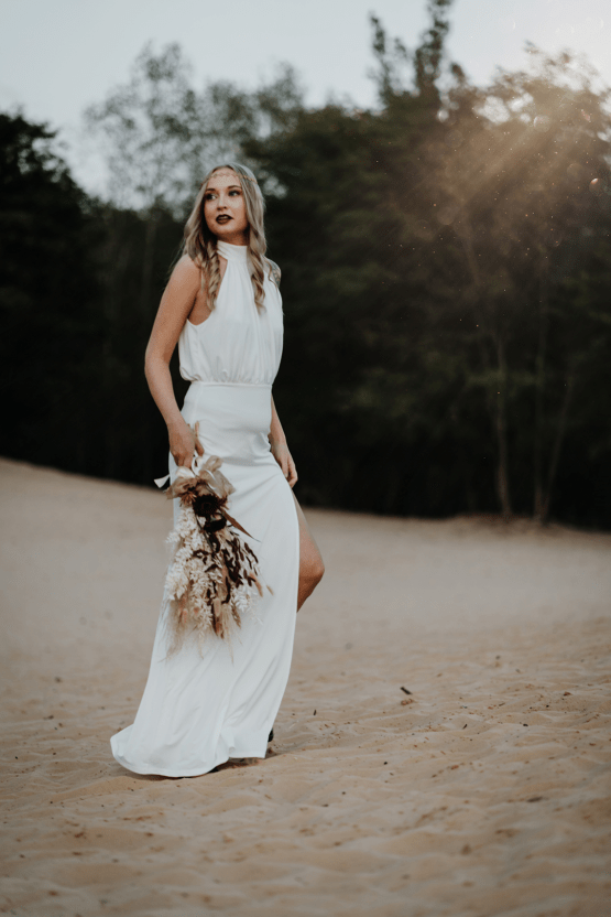 Glam Rock Bridal Inspiration – Christine Ladehoff Fotografie 6