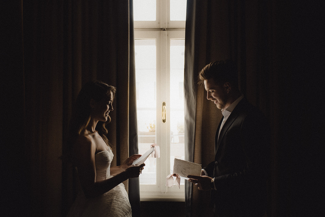 Swanky Croatian Hotel Holiday Elopement Inspiration – Nina Anic Photography 1