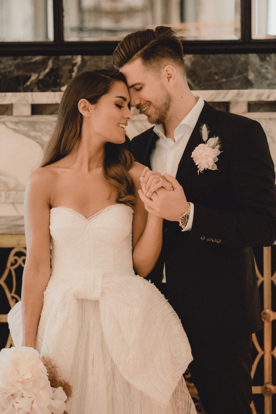 Swanky Croatian Hotel Holiday Elopement Inspiration – Nina Anic Photography 29