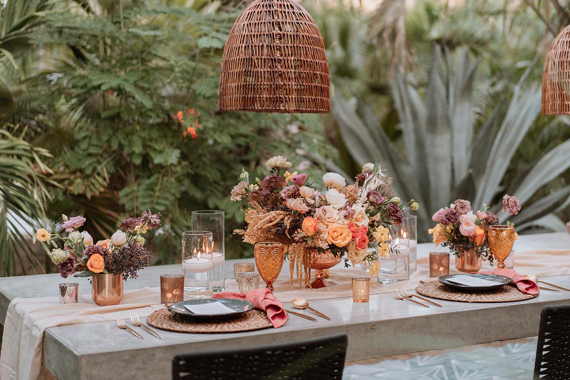 Bohemian Baja Mexico Wedding Inspiration – ACRE San Jose del Cabo – MC Weddings 7