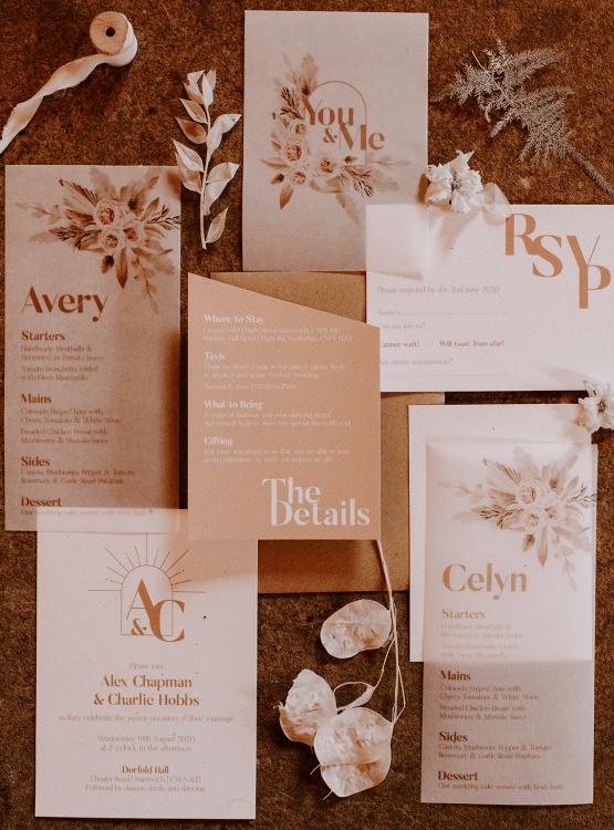Gender Fluid Wedding Inspiration at Dorfold Hall – Phoebe Jane Photography 32