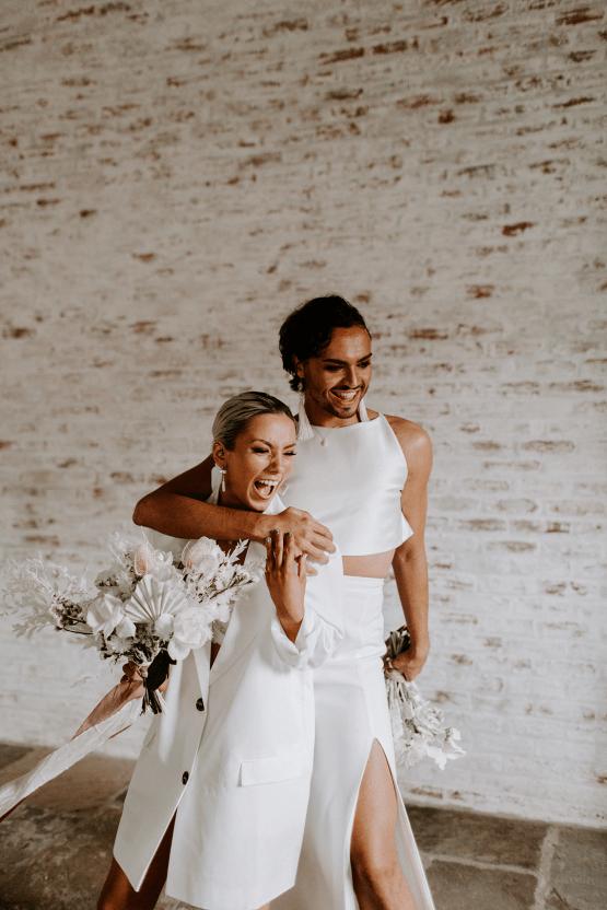 Gender Fluid Wedding Inspiration at Dorfold Hall – Phoebe Jane Photography 41