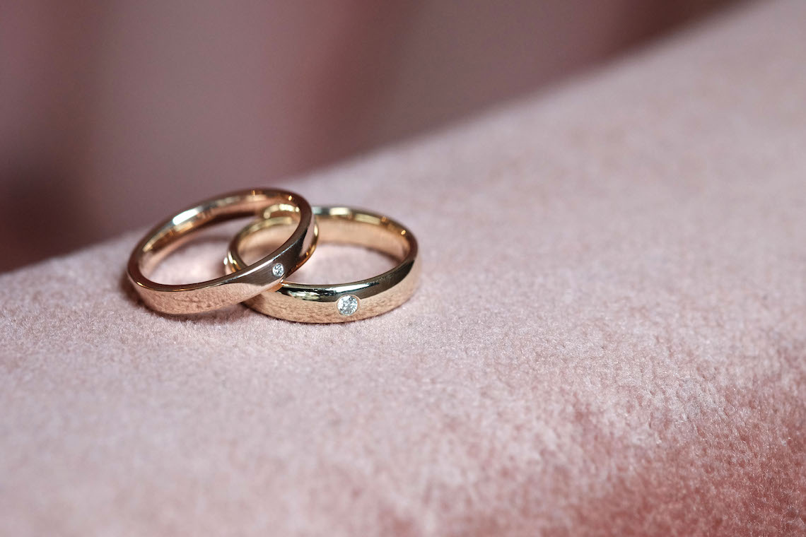 HOLDEN Engagemend Bands and Wedding Rings – The Flush